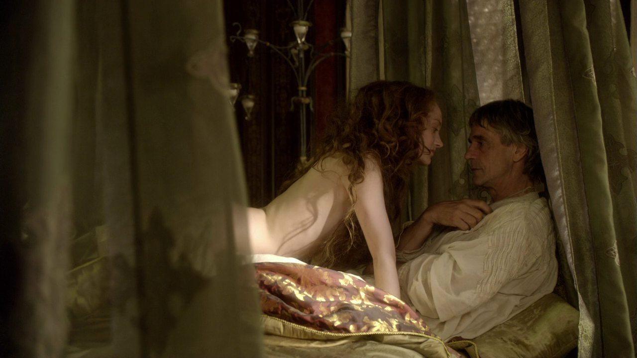 Секс сцены из сериала борджиа