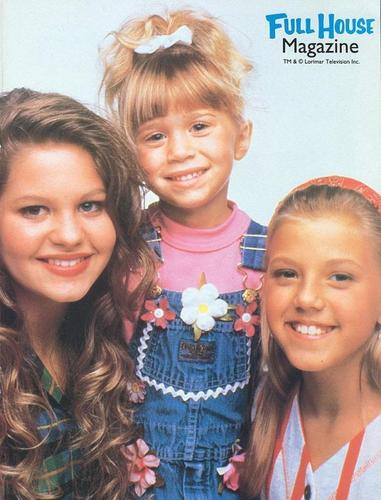 The Girls - DJ, Stephanie & Michelle
