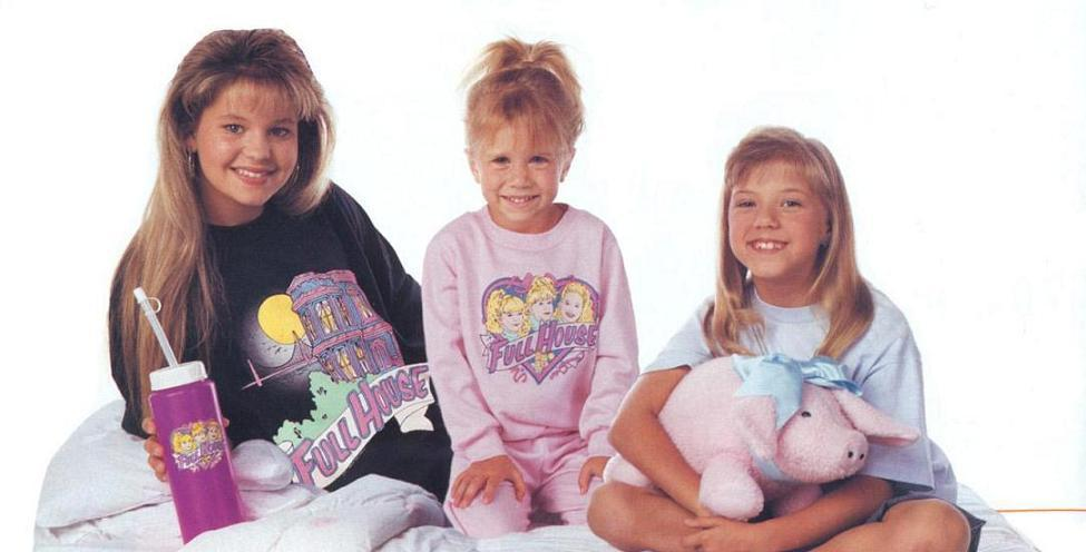Stephanie tanner from full house hot girls wallpaper for Home wallpaper joey s