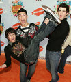 The Jonas Brothers - nickelodeon-kids-choice-awards photo