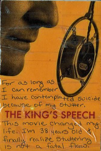 The Kinig's Speech
