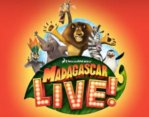 The Penguins and Madagascar are now LIV E