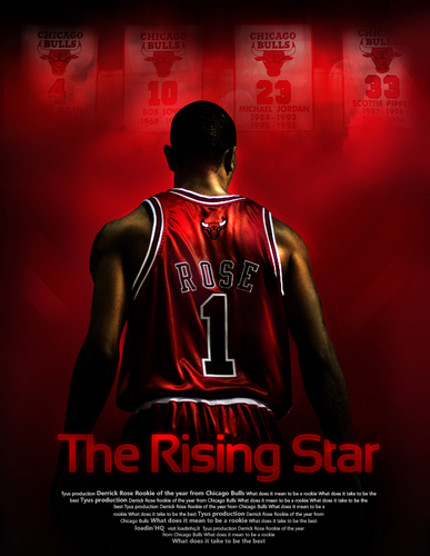 The Rising ster