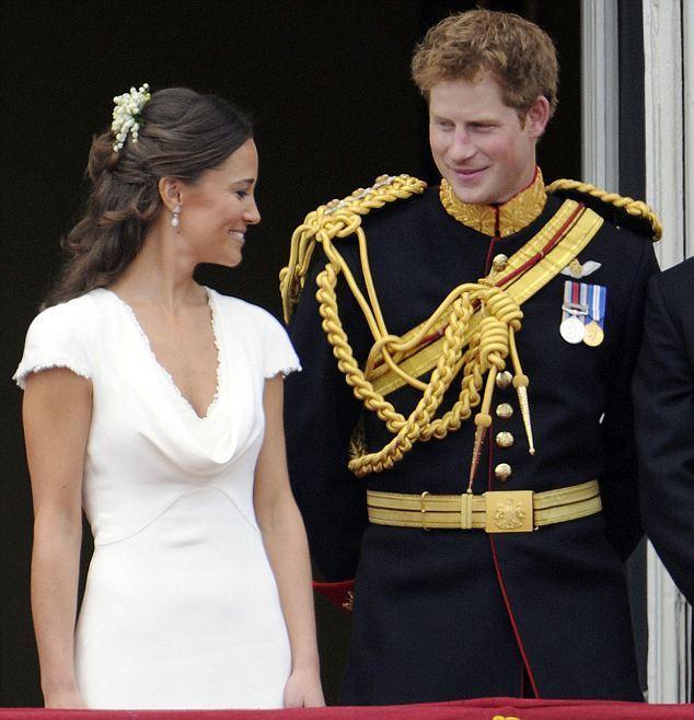 pippa at the royal wedding