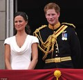 The Royal Wedding (29th April 2011) Prince Harry & Pippa Middleton 100% Real ♥
