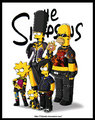 The Simpsons gothic,queen_gina - the-simpsons photo