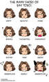 The many faces of Ray Toro - ray-toro photo