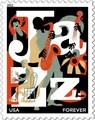 The new US postage stamp