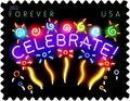 The newest US postage stamp - bright-colors screencap