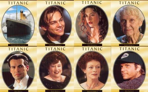 타이타닉 Jack Dawson