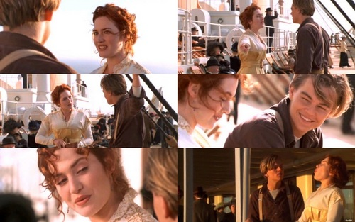 Титаник Jack Dawson