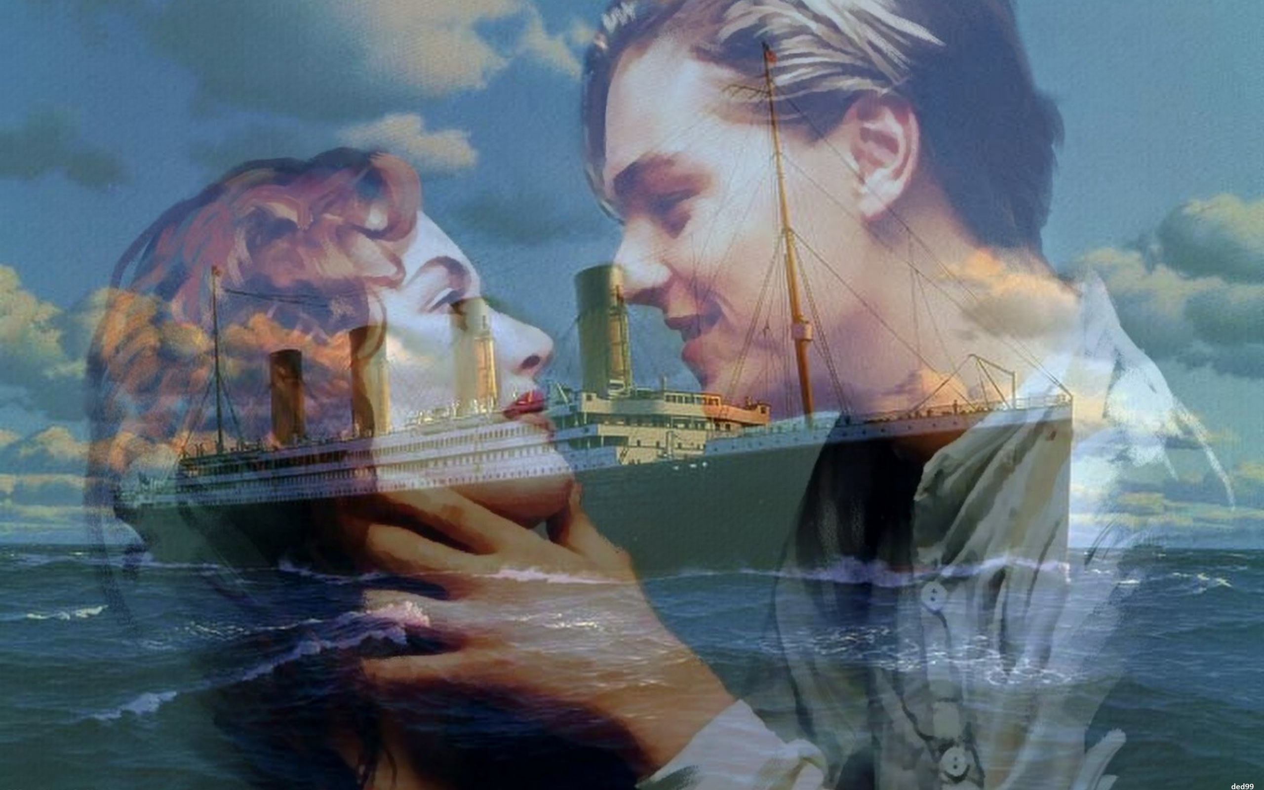 Titanic Jack And Rose Wallpaper Titanic Jack And Rose