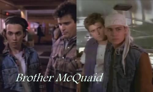 Tommy and Doug Mcquaid