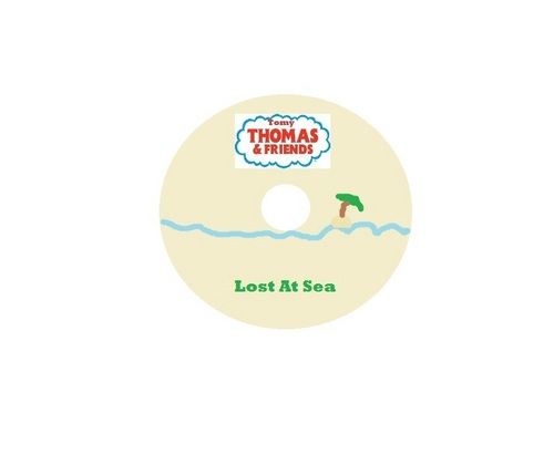 Tomy Thomas And Friends Lost At Sea