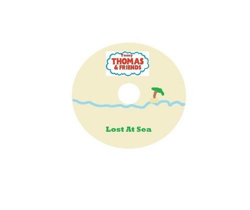 Tomy Thomas And फ्रेंड्स लॉस्ट At Sea