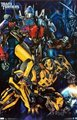 Transformers Dark Of The Moon Offcial Posters
