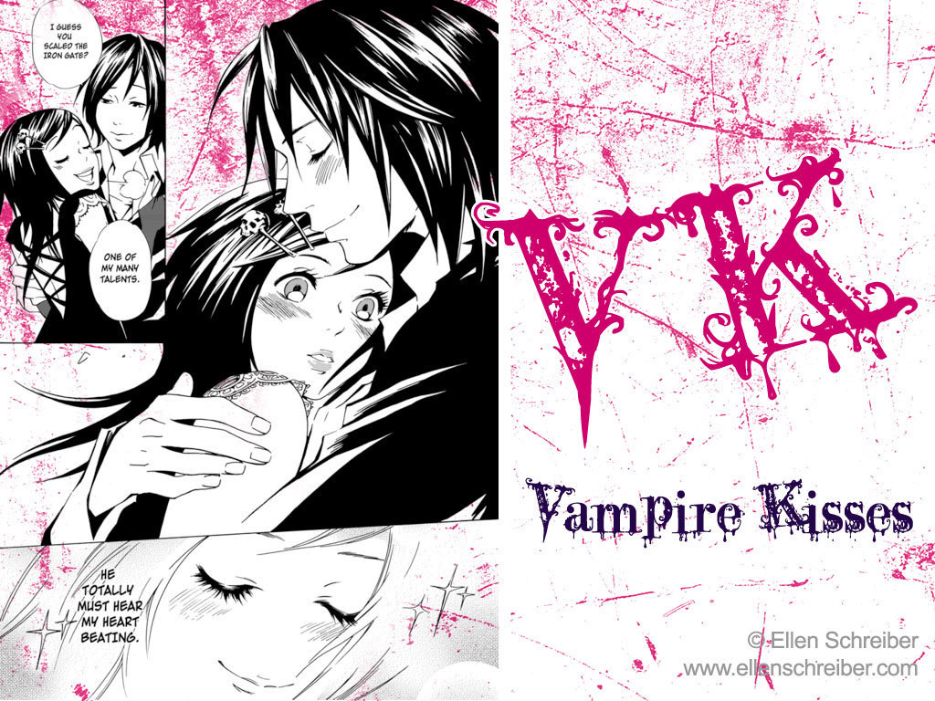 Vampire Kisses Series Images HD Wallpaper And Background Photos