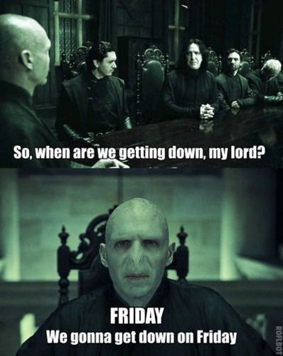Voldemorts Friday