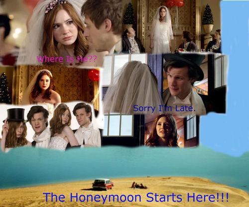 Wedding/Honeymoon