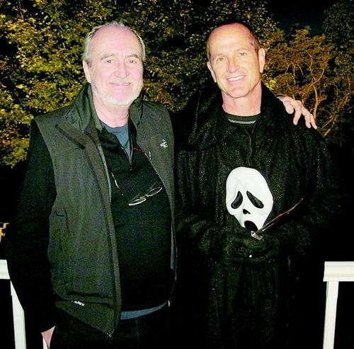 Wes Craven and Dane Farwell