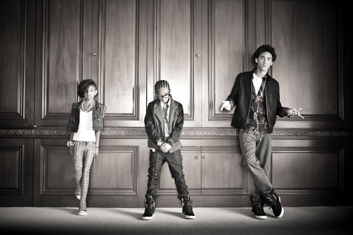 Willow, Jaden & Trey <3