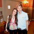 With Cody Simpson& Greyson Chance<3
