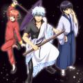 Yorozuya Trio