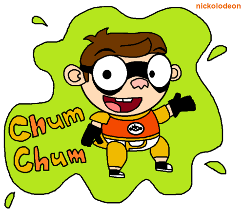 Fanboy ''N'' Chum Chum fond d'écran containing animé called chum chum
