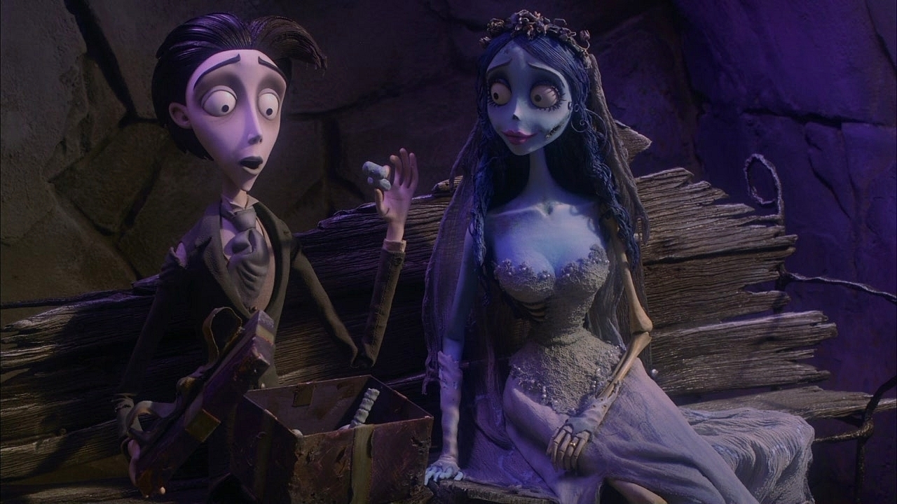 Emily,the corpse bride images emily and victor HD ...