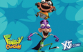 fanboy and chum chum - fanboy-and-chum-chum-club wallpaper