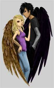 Maximum Ride wallpaper possibly containing a portrait called fang and the flock