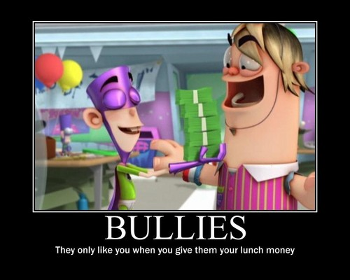 Fanboy ''N'' Chum Chum پیپر وال possibly with عملی حکمت entitled fbcc motivational poster