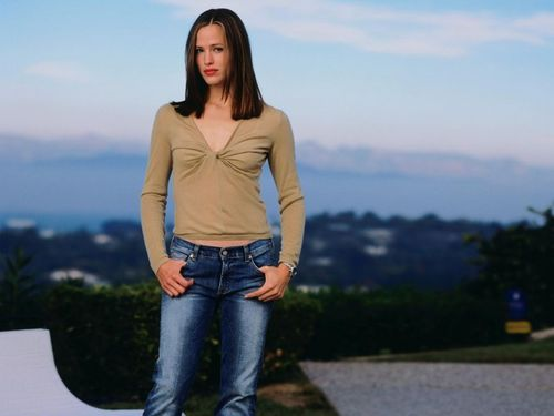 garner - jennifer-garner Wallpaper