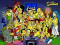 halloween,queen_gina - the-simpsons wallpaper