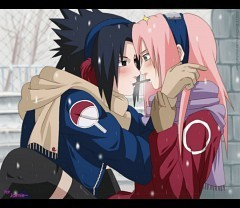 wallpaper hd sasuke dan sakura