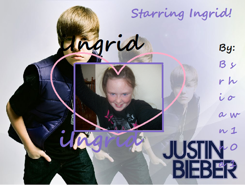 JustinBiebGirl images iIngrid wallpaper and background photos