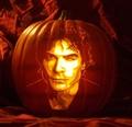 ian somerhalder pumpkin