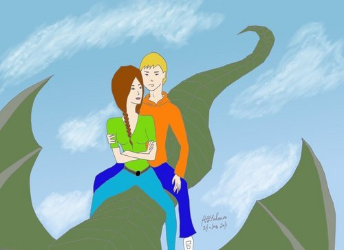 jason and piper!!! <3