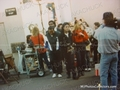 moonwalker behind the scenes