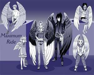 pics - maximum-ride-manga Photo