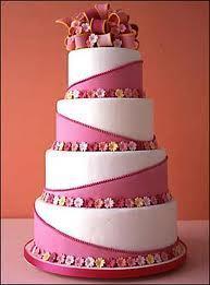 pinl cake