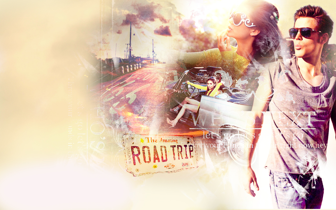 Road Trip Wallpaper Road Trip Nina Paul