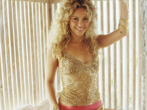 Shakira wallpaper entitled shakira