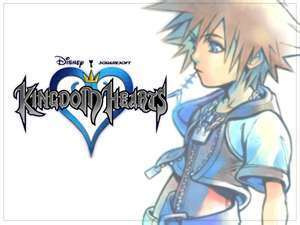 Kingdom Hearts 2 fond d'écran possibly with animé called sora kh1