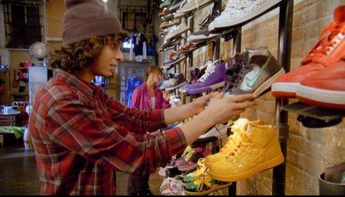 step up 3d shoes