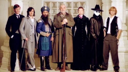 the League of Extraordinary Gentlemen [Film]