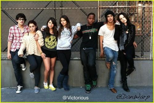 victoious cast