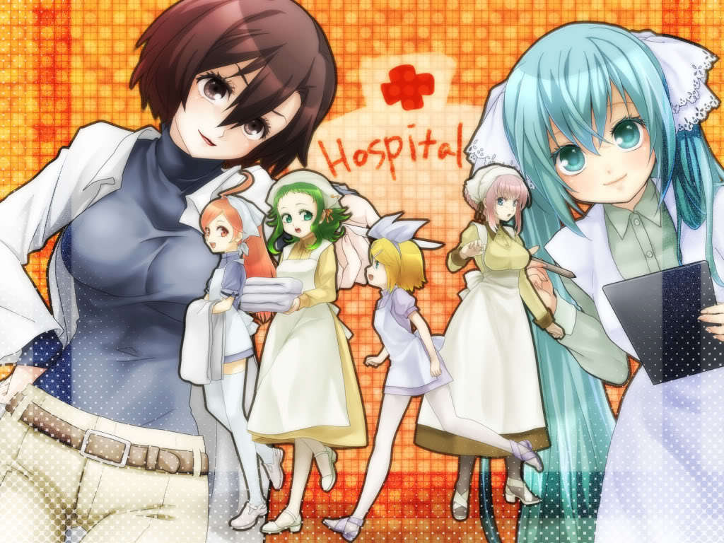 vocaloid GIRLS!!