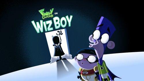 Fanboy ''N'' Chum Chum দেওয়ালপত্র called wizboy