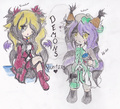 .:Chibi:. ~ Demon Hunters - rima-the-hedgehog-and-friends photo